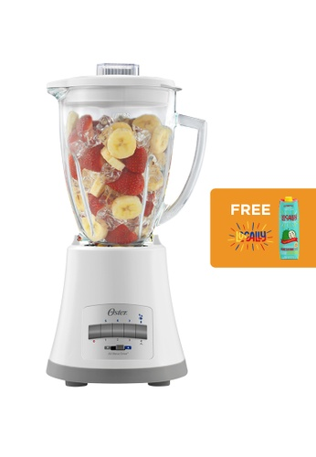 Oster n/a 8-Speed Blender With 1.5L Heat Resistant Glass Jar, All-Metal DriveTM System with Glass Jar and Nestle All Purpose Cream C41C1HL4B87743GS_1