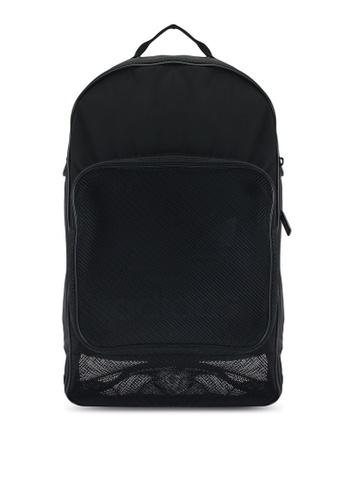 adidas black adidas originals street backpack AD372AC0SUGRMY_1
