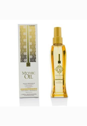 L'Oréal L'ORÉAL - Professionnel Mythic Oil Nourishing Oil with Argan Oil (All Hair Types) 100ml/3.4oz 5B918BE115B1CCGS_1