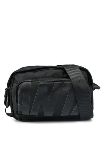 Anta black KM Satchel Bag 62AE5ACA0A56CCGS_1