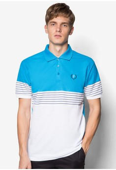 Fidelio Lining Panel Polo Tee