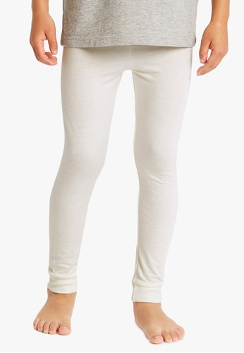 MARKS & SPENCER beige Heatgen Long Pants 1B206KA7A1C641GS_1