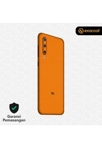 Exacoat Xiaomi Mi 9 / Mi 9 SE 3M Skins True Colors - Pumpkin Orange 81BF2ES14FF543GS_1