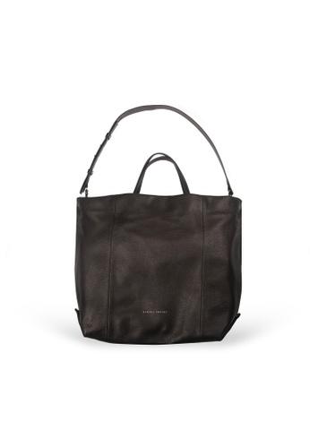 Samuel Ashley black Ziv Tote Bag - Black 062BFACC2AA252GS_1