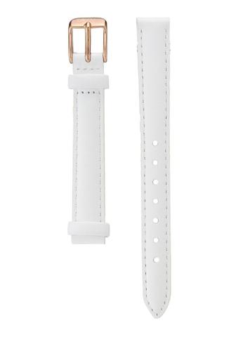Daniel Wellington white Petite 12mm Bondi Strap 670ECACA27E6A5GS_1