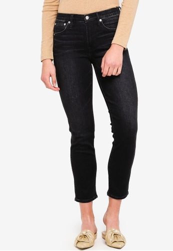 J.Crew black Vintage Straight In Worn Jeans 3D37EAA2E4ECC2GS_1