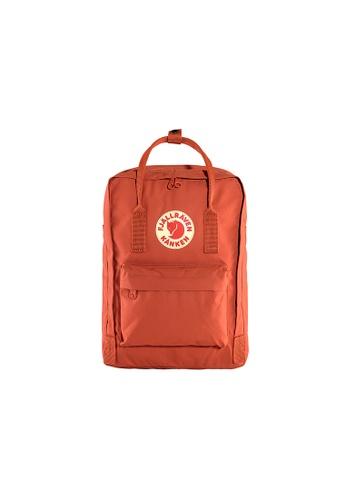"Fjallraven red Fjällräven Kanken Laptop 13"" Rowan Red 5972EACF8A596BGS_1"
