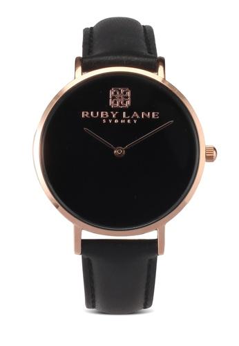Ruby Lane black Liquid Kiara Ruby Lane 36mm Watch 5C993AC228ADCCGS_1
