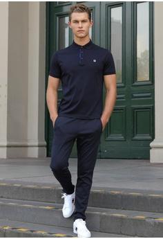 b973898ad7d8 20% OFF Fila Ginny Short Sleeve Polo Shirt S  118.00 NOW S  94.00 Sizes S M  L XL XXL