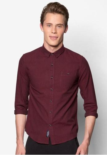 素色長袖襯衫,esprit高雄門市 服飾, 襯衫