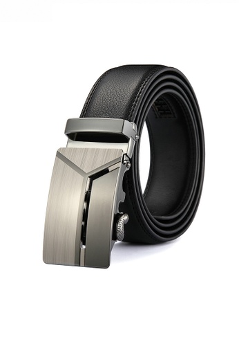 Twenty Eight Shoes Stylish Embossed Automatic Buckle Leather Belt JW CY-010 B8236AC1E7B5FAGS_1