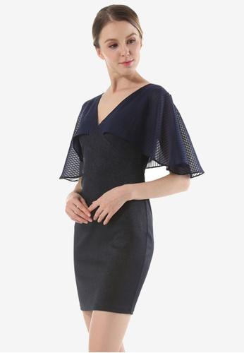 64746888fb Shop Sunnydaysweety Flare Sleeve One Piece Dress Online on ZALORA  Philippines