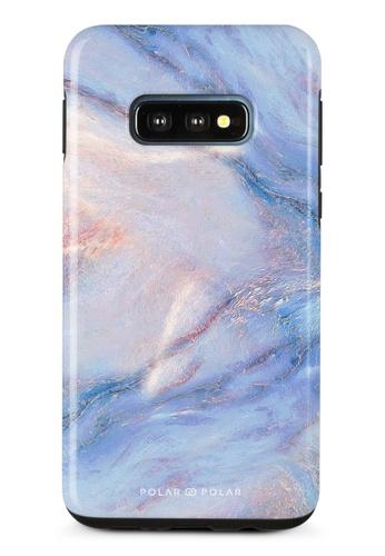 Polar Polar pink Fairy Samsung Galaxy S10E Dual-Layer Protective Phone Case (Glossy) DEE79ACA48EBFDGS_1