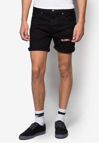 Mac 刷破丹寧短褲, 服飾esprit門市地址, 短褲