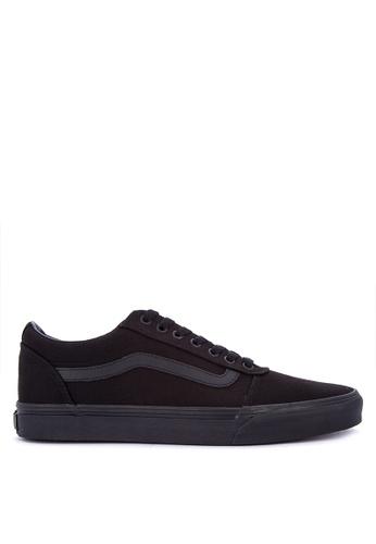 VANS black Ward Sneakers F0EDFSH0974959GS_1