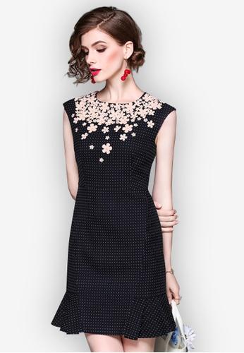 Shop Sunnydaysweety Sleeveless Flounce Mini Dress Online on ZALORA  Philippines e2fbc17ed