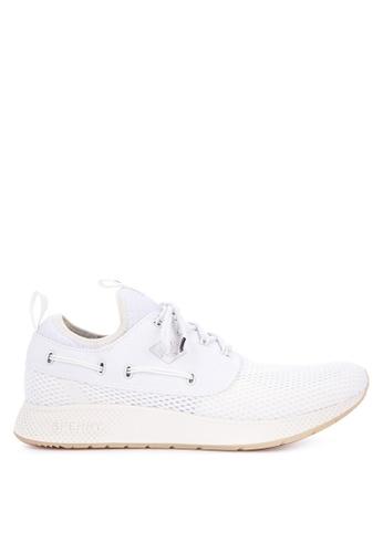 Sperry white Sperry 7 Seas Carbon Sneakers 43DE3SH25D77F9GS_1