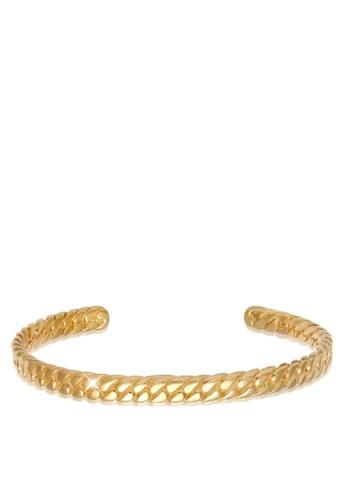 ELLI GERMANY gold Gold Plated Bracelet Bangle A8836AC1C0A2F3GS_1