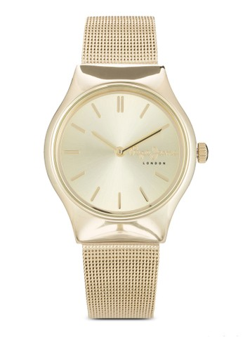 R2353113502 Joey 網眼不銹鋼女錶,zalora 手錶 錶類, 飾品配件