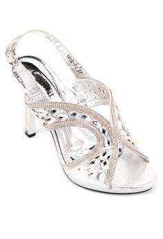 Teofista Heeled Sandals