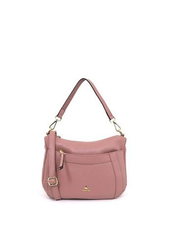 Carlo Rino pink Carlo Rino 0304245B-002-24 Shoulder Bag (Pink) 20C93AC08CF784GS_1