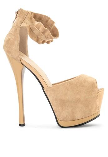Mandy's brown Mandys Cosmo Beige Heels D52EASH566D598GS_1