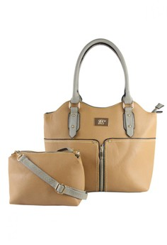 Office Tote Bag with Sling