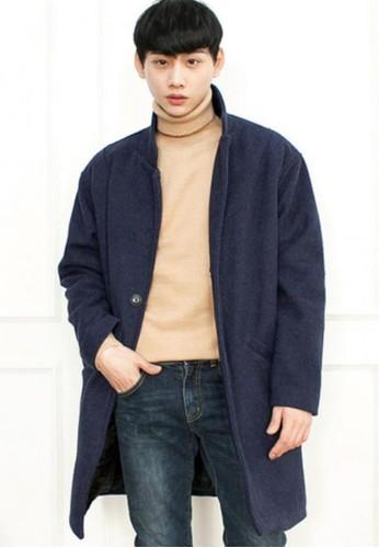 寬鬆渲染大衣,esprit hong kong 服飾, 外套