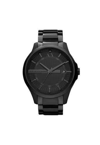 Hampton簡約風格esprit台灣腕錶 AX2104, 錶類, 紳士錶