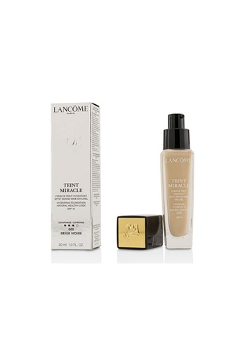 Lancome LANCOME - Teint Miracle Hydrating Foundation Natural Healthy Look SPF 15 - # 005 Beige Ivoire 30ml/1oz 873FEBEDDFCE09GS_1