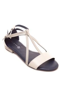 Obelia Flat Sandals