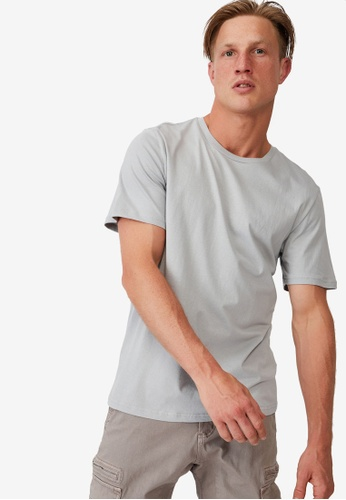 Cotton On blue Essential Crew T-Shirt 207B5AA0DE2656GS_1