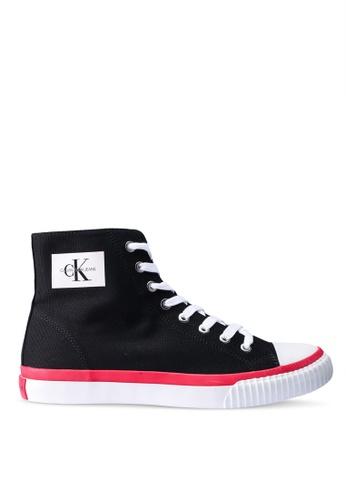 Calvin Klein black Iona Sneakers 5D47ESH6625A32GS_1