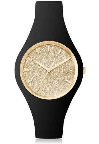 Ice-Watch black ICE glitter - Black Gold IC770AC59QAIHK_1