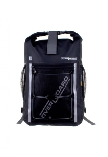 Overboard black Pro Sport Waterproof Backpack 30 Litres D91E3ACC9404C1GS_1