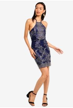 ac5309e0444 52% OFF INDIKAH Cross Tie Back Lace Dress S  105.84 NOW S  50.90 Sizes 6 8  10 12
