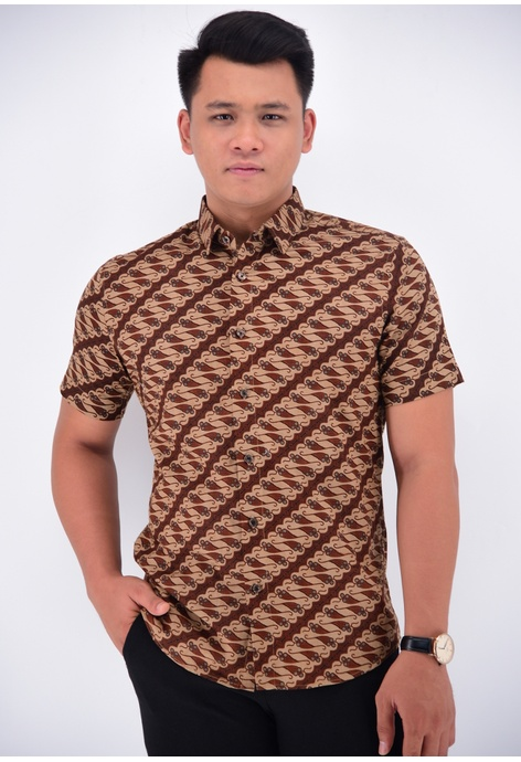 Buy Men Batik Shirts Online  223368bf98