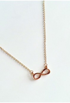 Stainless Infinity Necklace