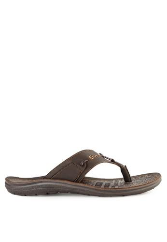 Watchout! Shoes brown Thongs FB7ECSH2661199GS_1