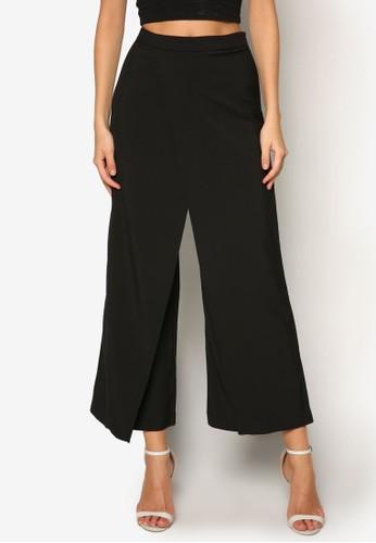 錐形裹飾寬管褲, 服飾, 直esprit au腳褲