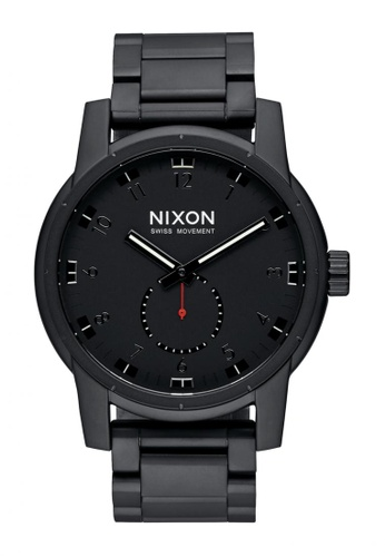 Nixon black Nixon - Patriot - All Black NI855AC96OGDSG_1