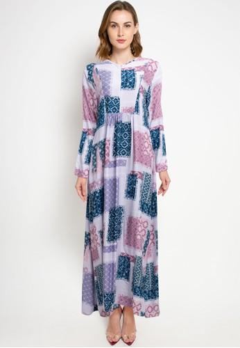 Covering Story purple Gwen Dress - B 8B0A9AAD060B2DGS_1