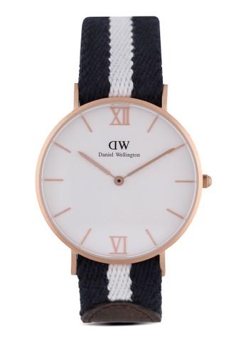 Grace Glasgow 36mm 手錶, 錶類,esprit 門市 其它錶帶