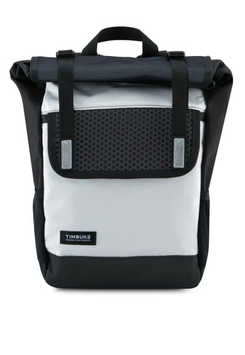 TimBuk2 black Mini Prospect Pack Backpack TI112AC0T089MY_1