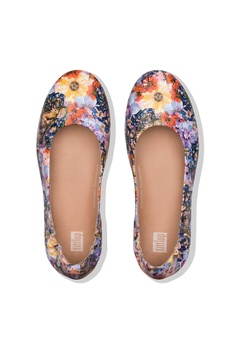 423067578 Fitflop Fitflop Allegro Flowercrush (Oyster Pink) RM 469.00. Available in  several sizes