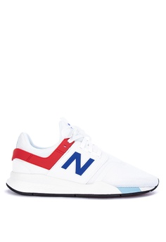 97f01afc835 New Balance multi 247V2 Simple Mesh Sneakers 6CAAESH43A014CGS_1