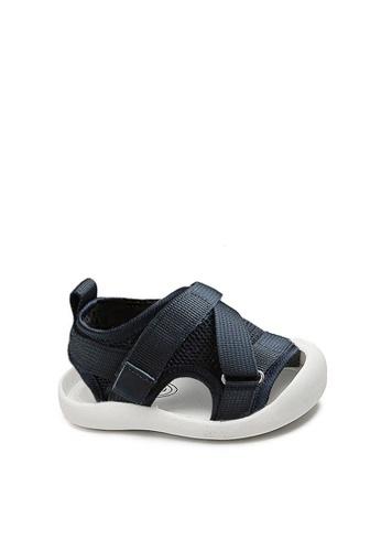 Twenty Eight Shoes black VANSA Comfortable Sandals  VSK-SB2 E81A5KS5AADE77GS_1