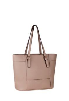 8d14dd996d 45% OFF Primrose Primrose Getsela Shoulder Bag Mocca Rp 499.000 SEKARANG Rp  274.450 Ukuran One Size