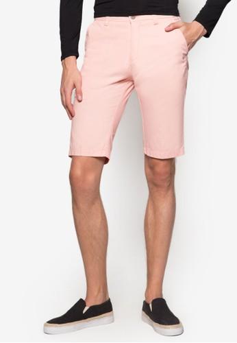 esprit 旺角簡約休閒短褲, 服飾, 短褲