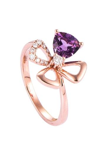 HABIB JEWELS HABIB Natalie Diamond Ring 517A6AC1E1CF3BGS_1
